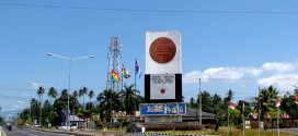 Tugu Adipura Manado