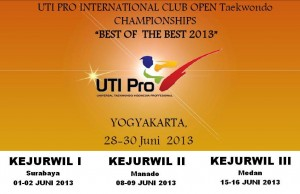Uti Pro International Club Open Taekwondo Championships