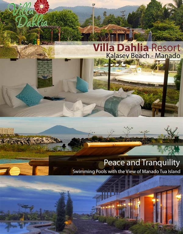 Villa Dahlia Resort