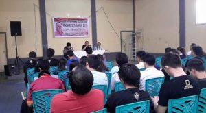 Wakil Ketua DPRD Sulut menjaring aspirasi masyarakat Kota Tomohon