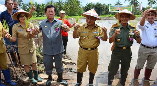 Sulut Diharapkan Menjadi Lumbung Pangan di Kawasan Timur Indonesia
