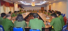 Wagub Sulut memimpin rapat koordinasi bersama panitia HUT Emas Sulut