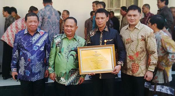 Sulut Kembali Meraih Penghargaan Ditingkat Nasional