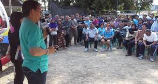 Wali radio ketang 310x165 Walikota Ron Manado Sosialisasikan Bantuan Bencana