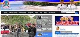 Website Pemkot Manado