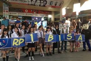 XL launching SMS Rp 1 di itCenter Manado