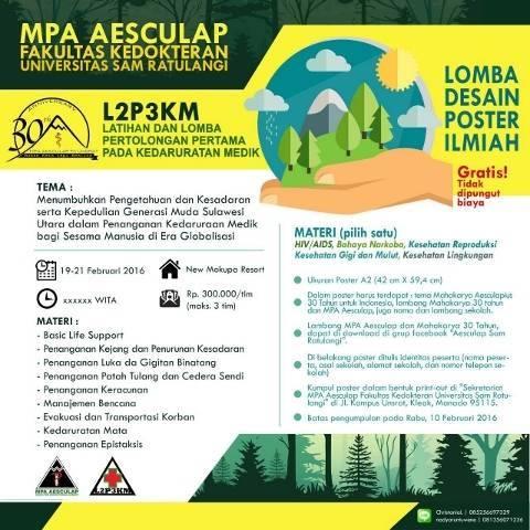 MPA Aesculap gelar lomba