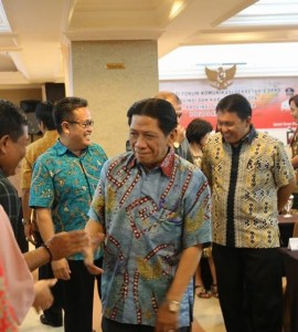 Sekretaris Daerah Provinsi Sulut, Ir Siswa R Mokodongan