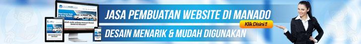 Jasa Pembuatan Web Berkualitas di Manado