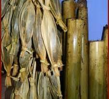 dodol dan nasi jaha, makanan khas pengucapan