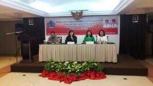 Kepala Bagian Humas Dewan Sulut Theresia Sundah