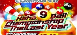 haha 9 ball championship