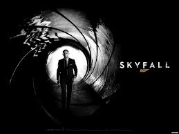 Sky Fall James Bond