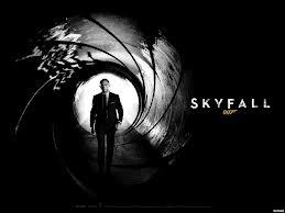 Sky Fall James Bond