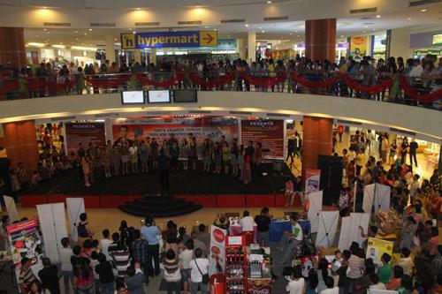 Jakarta Tourism Expo 2013 di Mantos