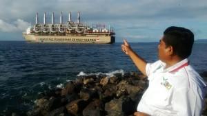 kapal pembangkit listrik