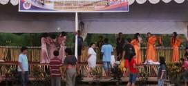 lokasi pelaksanaan paskah remaja GMIM 2013