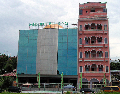 Merciful Building, Objek Wisata Kuliner Manado, Sulawesi Utara