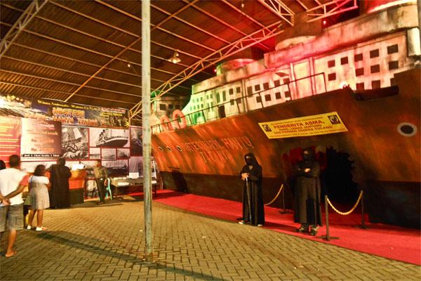 misteri kapal hantu titanic Misteri Kapal Hantu Titanic Ada di Manado