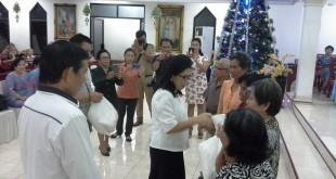 natal 3 310x165 Walikota Manado Lumentut Bersafari Natal Di Mapanget