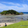 Pemandangan dari atas pulau Naga