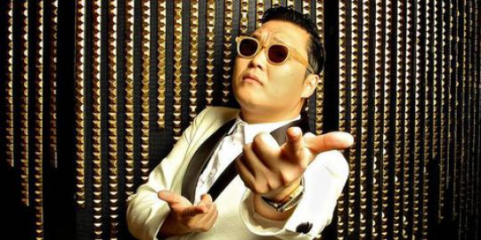 psy bawakan gangnam style terakhir di fmfa malaysia