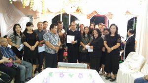 pujian syaloom ministry duka Prof Goni