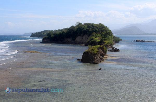 Pulau Naga - Ratatotok Minahasa Tenggara
