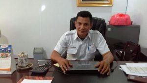 Fahmi Alweni, General Manager Angkutan Sungai Danau dan Penyeberangan (ASPD) Cabang Bitung