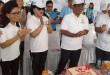 "wali hut kue 110x75 Pjb. Gubernur Sulut,""PMI Wadah Kemanusiaan Yang Harus Didukung"""
