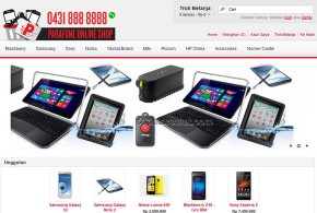 website parafone Manado