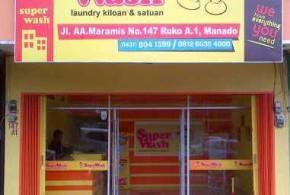 SuperWash Laundry Manado